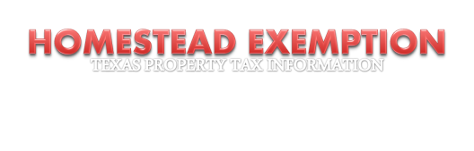 Homestead Exemption… Did you purchase a new home in 2012 ...
